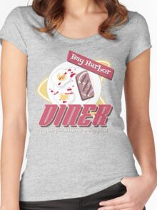 Bay Harbor Diner Women's Fitted Scoop T-Shirt