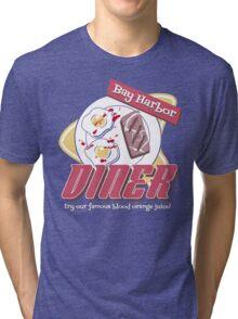 Bay Harbor Diner Tri-blend T-Shirt