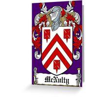 McNulty (Ref Murtaugh)  Greeting Card