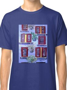 Light in The Window Classic T-Shirt