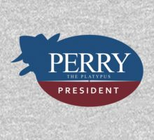 Perry the Platypus for President Kids Clothes