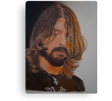 A Foo Fighter Canvas Print