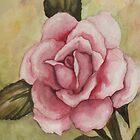 Pink Rose by joelionbat