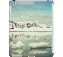 Glacier Lagoon iPad Case/Skin