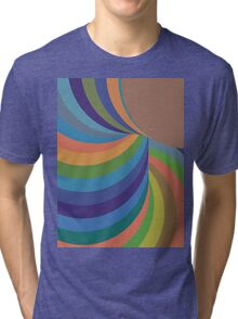Out of nowhere Tri-blend T-Shirt