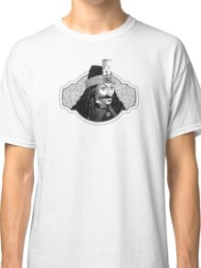 The Real Dracula - The Impaler Classic T-Shirt