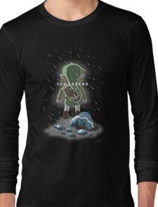 The Legend of Broken Pots Long Sleeve T-Shirt