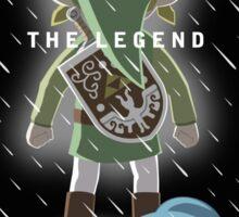 The Legend of Broken Pots Sticker