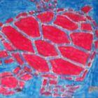 My little red turtle friend by joelionbat