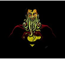 SuperCthulhu Photographic Print