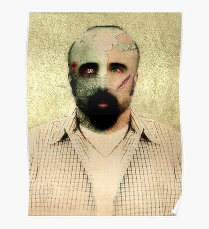 Zombie Want Brainz Poster