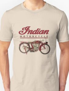 Indian Motorcycle - Vintage T-Shirt