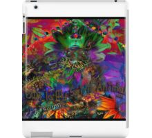 DMT Is My Spirit Animal iPad Case/Skin