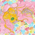 'Flower Spirit' ~ Original Pieces Art™ by Kayla Napua Kong