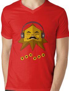 Hot Goron Beats Mens V-Neck T-Shirt