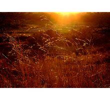 Toulon Sunset Photographic Print