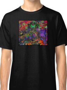 DMT Is My Spirit Animal Classic T-Shirt