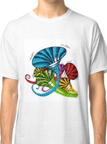 Trumpet doodle Classic T-Shirt