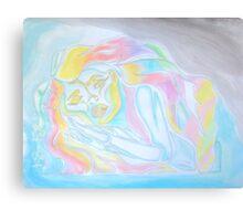 'Irisation' ~ Original Pieces Art™ Canvas Print