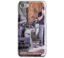 Young Neal And The Vipers iPhone Case/Skin