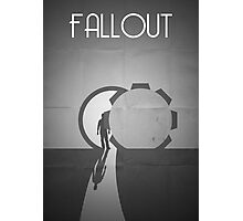 Fallout Photographic Print