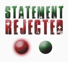 Doctor Who: Statement Rejected by Casteal