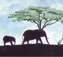 Africa's Grandest Animal by Maree  Clarkson