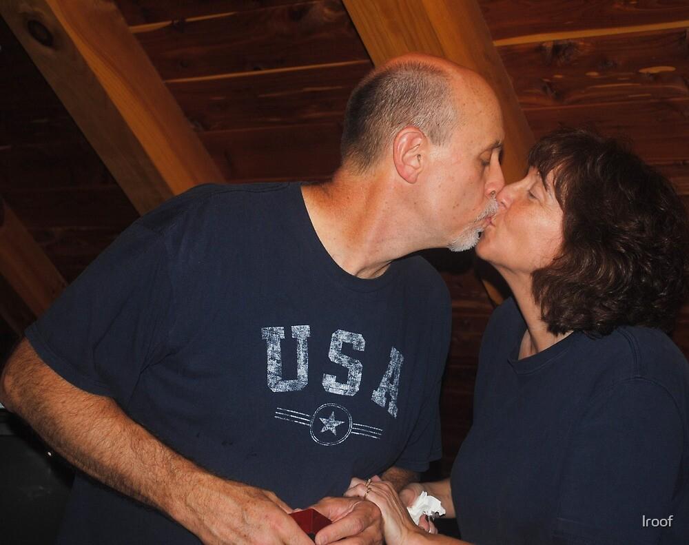 Pre-wedding Kiss by lroof