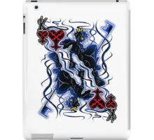 King of Heartless iPad Case/Skin
