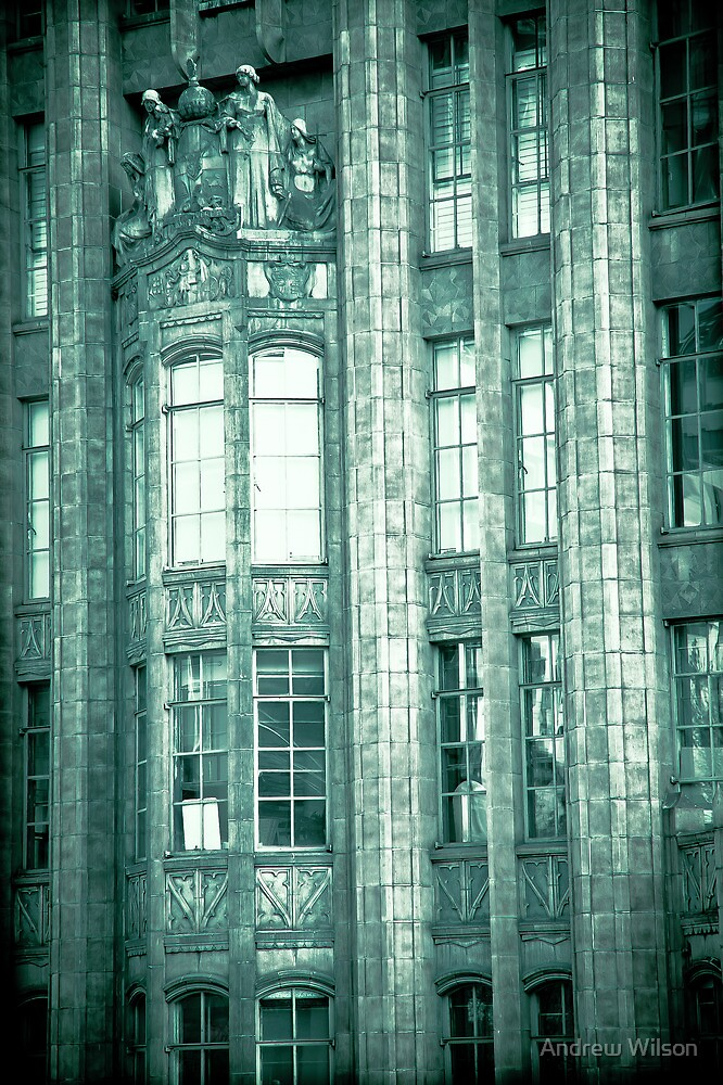 Manchester Unity Building  by Andrew Wilson