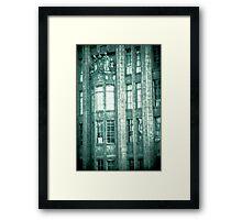 Manchester Unity Building  Framed Print