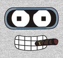 Bender Futurama by Titius