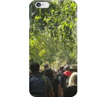 High Line Thicket, New York City's Elevated Garden and Park iPhone Case/Skin