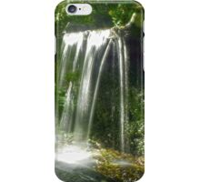 looking through the glass iPhone Case/Skin