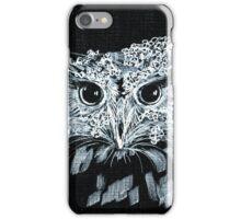 Snow Owl iPhone Case/Skin