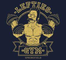 LEFTIES GYM by Fernando Sala