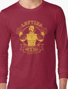 LEFTIES GYM Long Sleeve T-Shirt