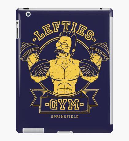 LEFTIES GYM iPad Case/Skin