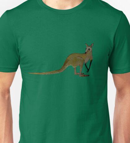 kangaroo Unisex T-Shirt
