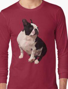 Polygonal Cork Long Sleeve T-Shirt