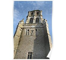 Church Tower  - Orbec Poster