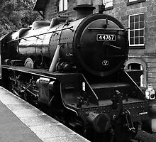 Grosmont Railway by Harry Purves