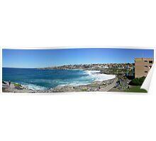 Bronte panorama Poster
