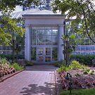 Daniel Stowe Conservatory by Marilyn Cornwell