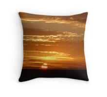 Aldinga Beach, Adelaide Throw Pillow