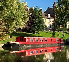 Reflections of Cambridge by sailgirl