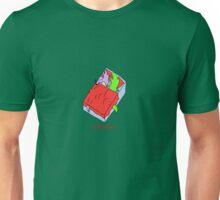 Make Love Not Dinosaur Unisex T-Shirt
