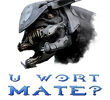 U Wort Mate? by MarcoD