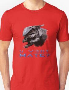 U Wort Mate? Unisex T-Shirt