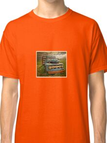 Old Blue Ford Truck Classic T-Shirt